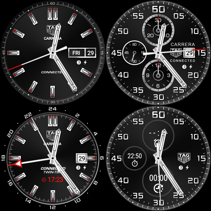 Replica Tag Heuer Connected watches