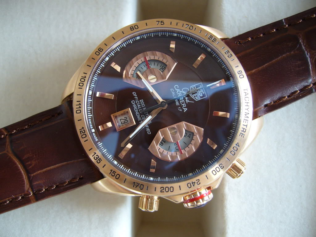 Replica Tag Heuer Grand Carrera watches